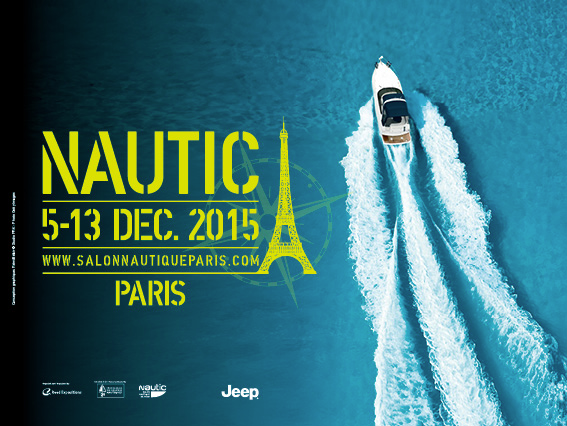 Salon nautic de paris jet evasion pinarello for Salon nautisme paris